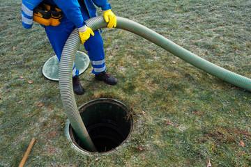 Installation de système d'assainissement Gers